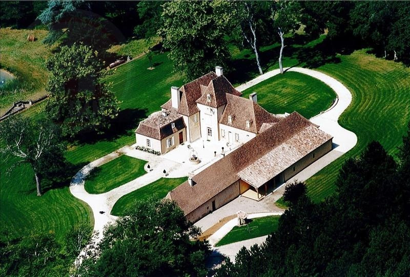 Vente de prestige maison / villa Pressignac vicq 3150000€ - Photo 1