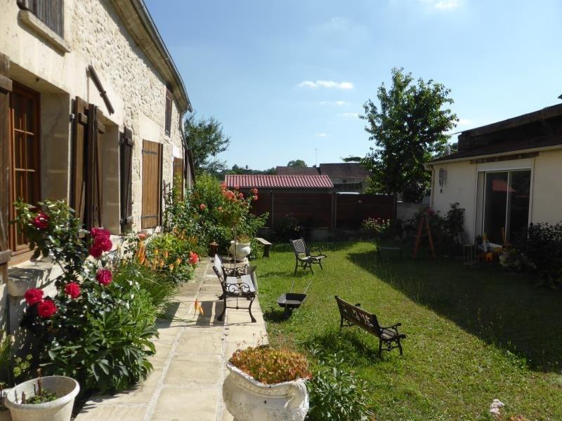 Vente maison / villa Crepy en valois 312000€ - Photo 5