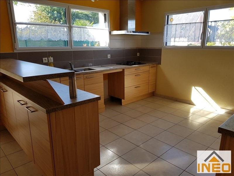 Vente maison / villa La meziere 376200€ - Photo 1