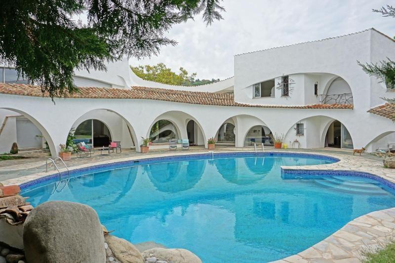 Deluxe sale house / villa Le plan-de-grasse 1489000€ - Picture 2