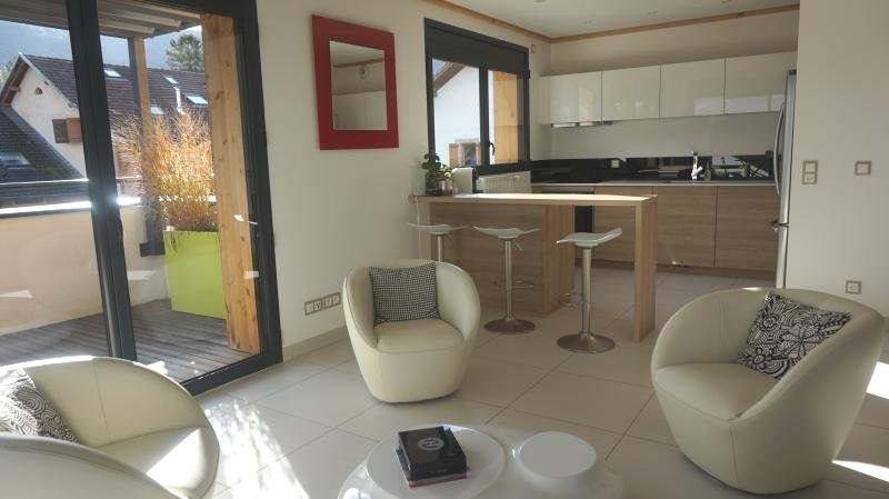 Deluxe sale apartment Archamps 649 000€ - Picture 3