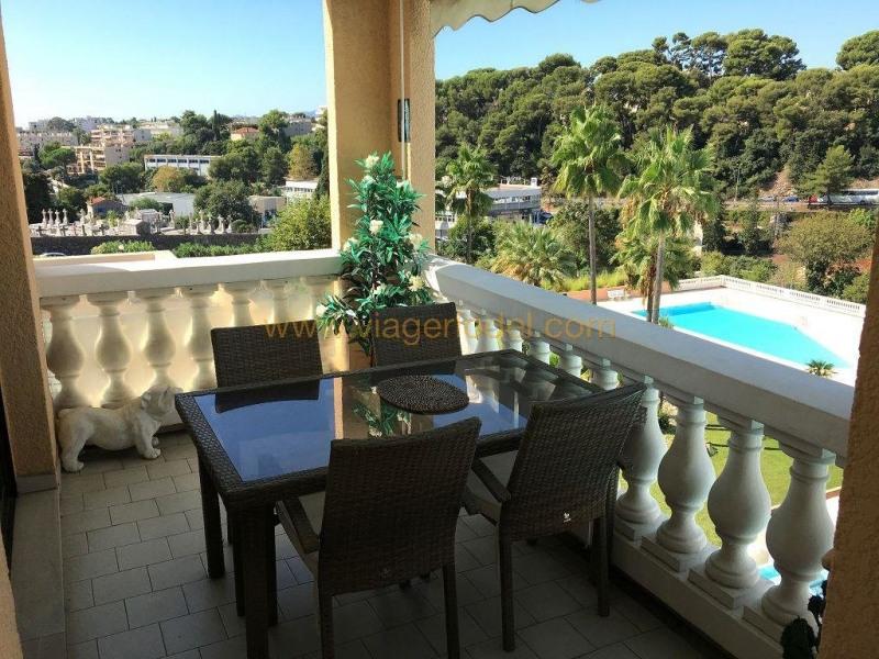 Lijfrente  appartement Le cannet 80000€ - Foto 2
