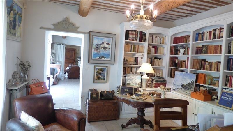 Deluxe sale house / villa Sarrians 695000€ - Picture 3