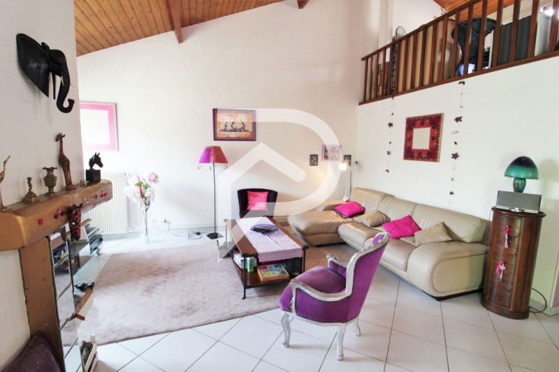 Sale house / villa Margency 365 000€ - Picture 2