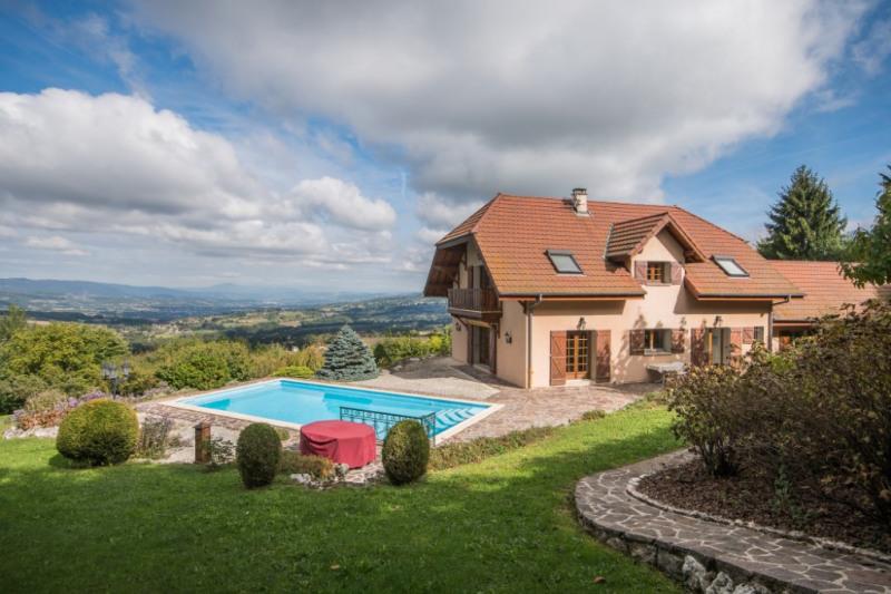 Deluxe sale house / villa Trevignin 669000€ - Picture 1
