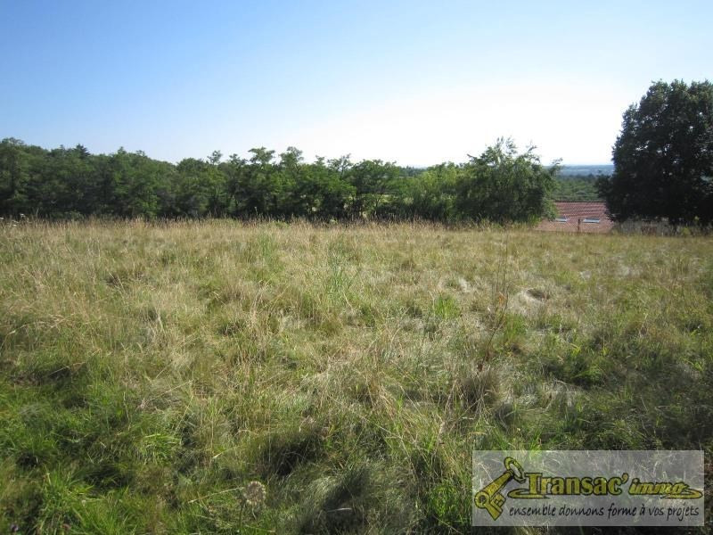 Sale site Thiers 39600€ - Picture 1