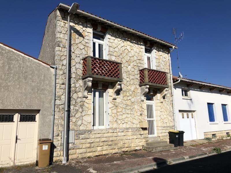 Vente maison / villa Saujon 138500€ - Photo 1