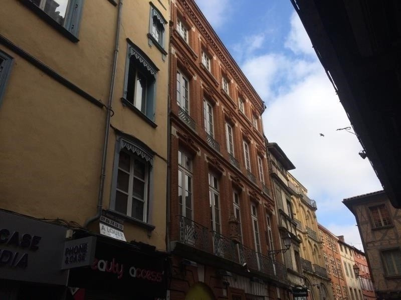 Sale apartment Toulouse 79500€ - Picture 1