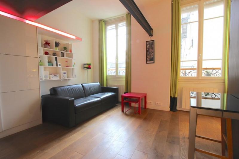 Vente appartement Paris 4ème 298000€ - Photo 1