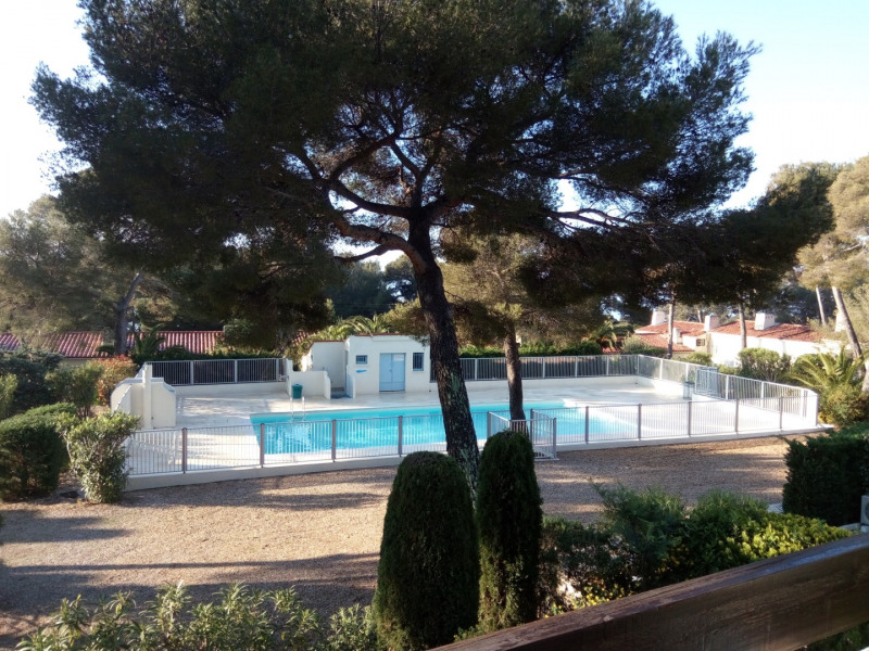 Vacation rental apartment Les issambres 445€ - Picture 2
