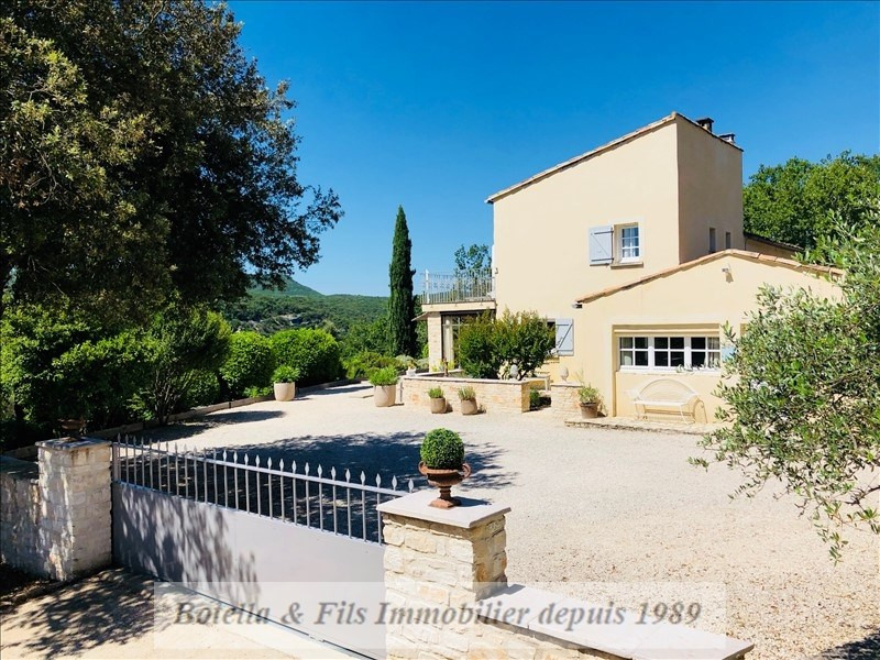 Vente de prestige maison / villa Goudargues 649 000€ - Photo 13