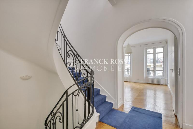 Rental apartment Paris 17ème 7000€ CC - Picture 9