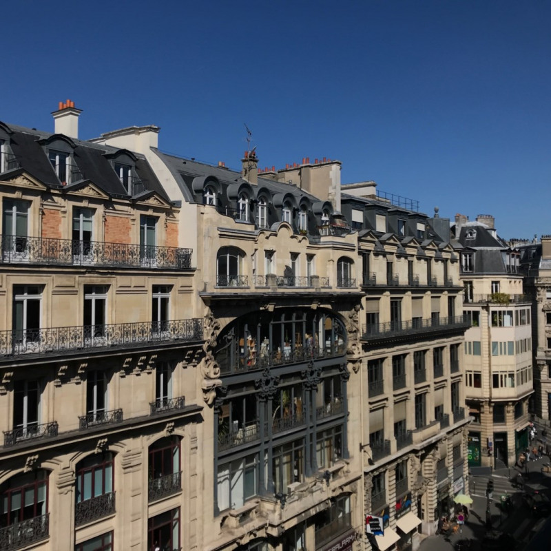 Affitto appartamento Paris 2ème 4159,83€ CC - Fotografia 3