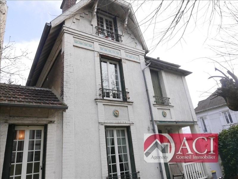 Vente maison / villa Enghien les bains 570000€ - Photo 1