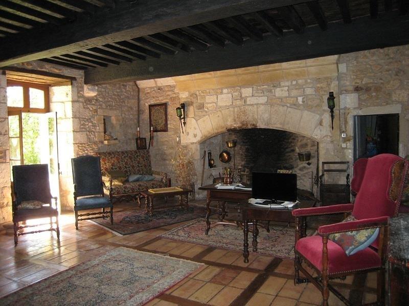 Vente de prestige maison / villa Rouffignac st cernin de re 1180000€ - Photo 3