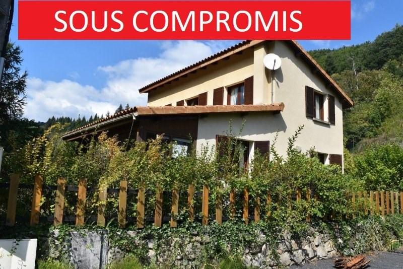 Sale house / villa St martin de valamas 145000€ - Picture 1