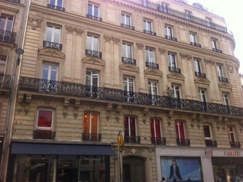 Location bureau Paris 9ème 4600€ HT/HC - Photo 1