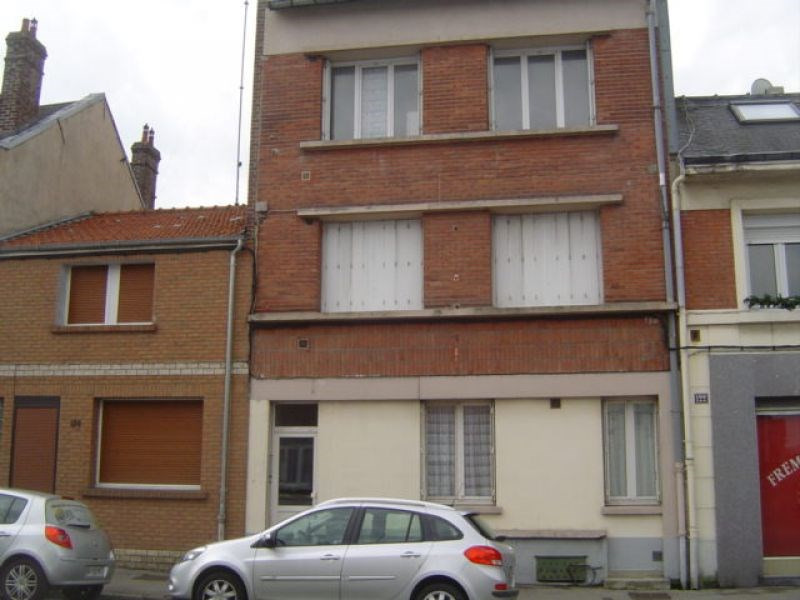 Rental apartment Saint quentin 425€ CC - Picture 1
