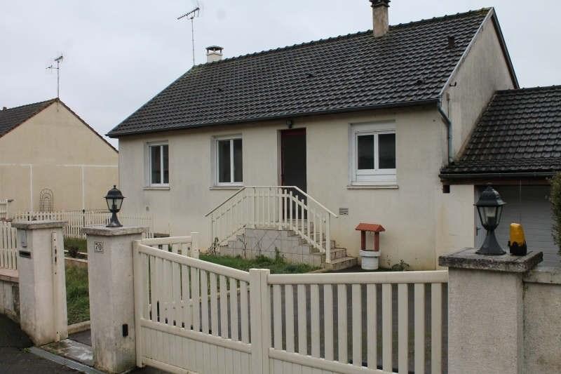 Vente maison / villa Bourg le roi 116325€ - Photo 1