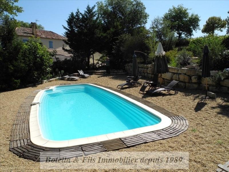 Vente de prestige maison / villa Barjac 526000€ - Photo 7
