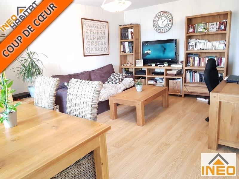 Vente appartement La meziere 164000€ - Photo 1