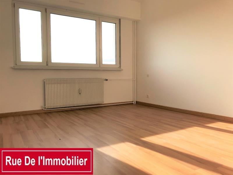 Sale apartment Haguenau 107000€ - Picture 4
