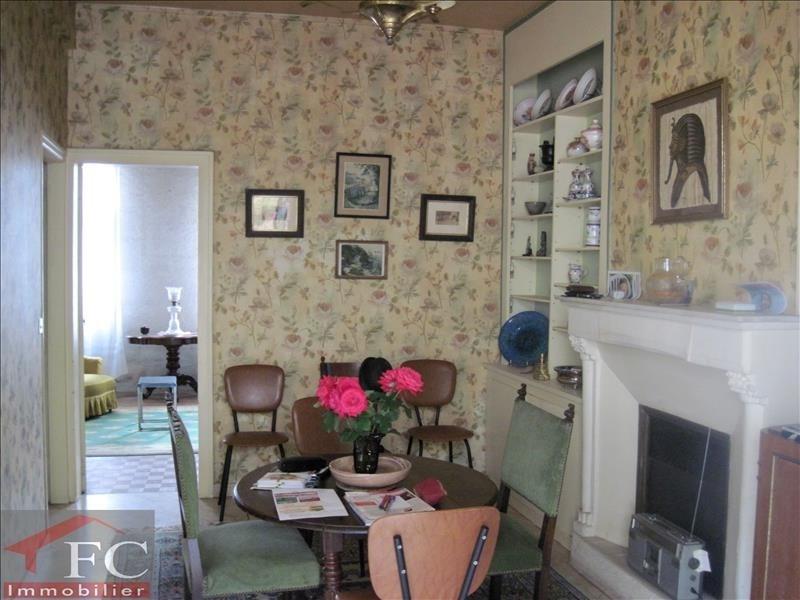 Sale house / villa La chartre sur le loir 118000€ - Picture 2