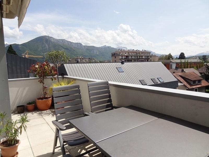 Vente de prestige appartement Annecy 560000€ - Photo 1