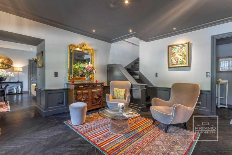Vente de prestige maison / villa Saint cyr au mont d'or 2600000€ - Photo 3
