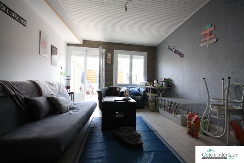 Sale apartment Les sables d'olonne 132000€ - Picture 3