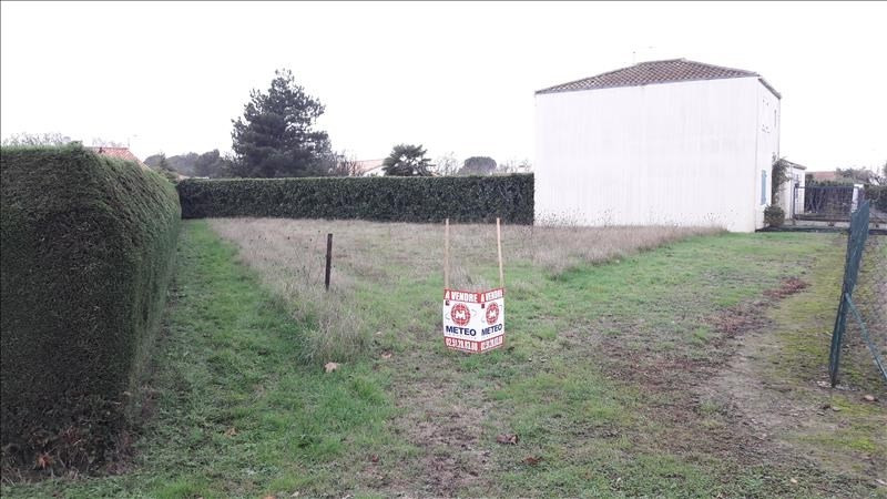 Sale site Le bernard 34 000€ - Picture 1