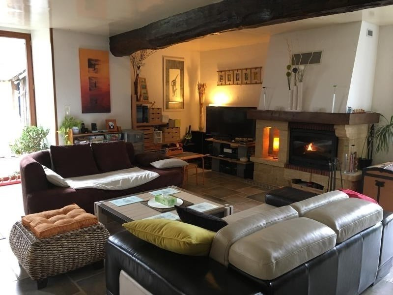 Sale house / villa Retiers 258637€ - Picture 3