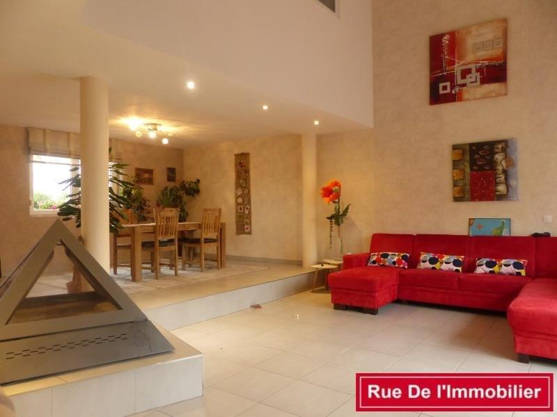 Sale house / villa Obersoultzbach 318000€ - Picture 3
