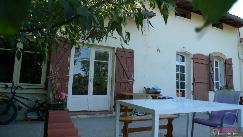 Sale house / villa Montgiscard 190 000€ - Picture 1