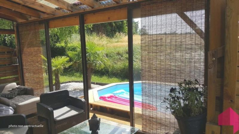 Vente maison / villa Ayguesvives 220500€ - Photo 3