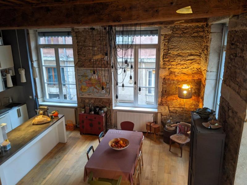 Venta  apartamento Lyon 1er 485000€ - Fotografía 1