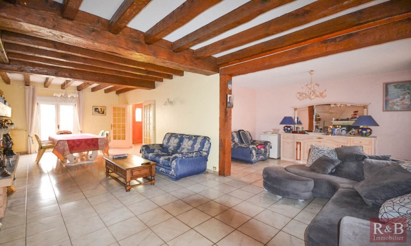 Sale house / villa Les clayes sous bois 483000€ - Picture 2