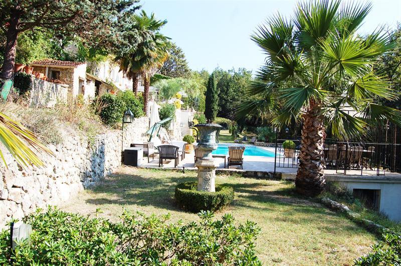 Revenda residencial de prestígio casa Le canton de fayence 895000€ - Fotografia 8