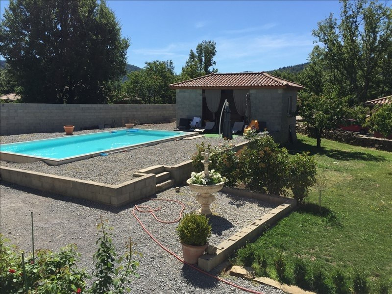 Vente maison / villa Vesseaux 435 000€ - Photo 2
