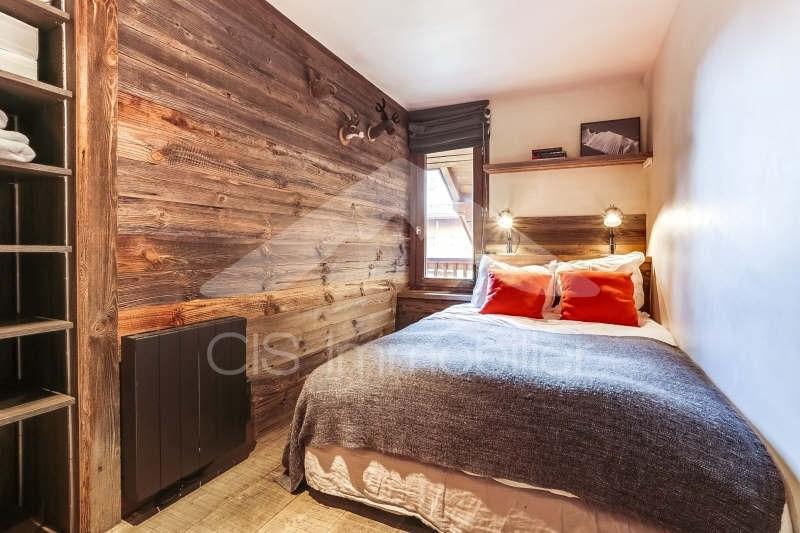 Vente de prestige appartement Meribel 1190000€ - Photo 5