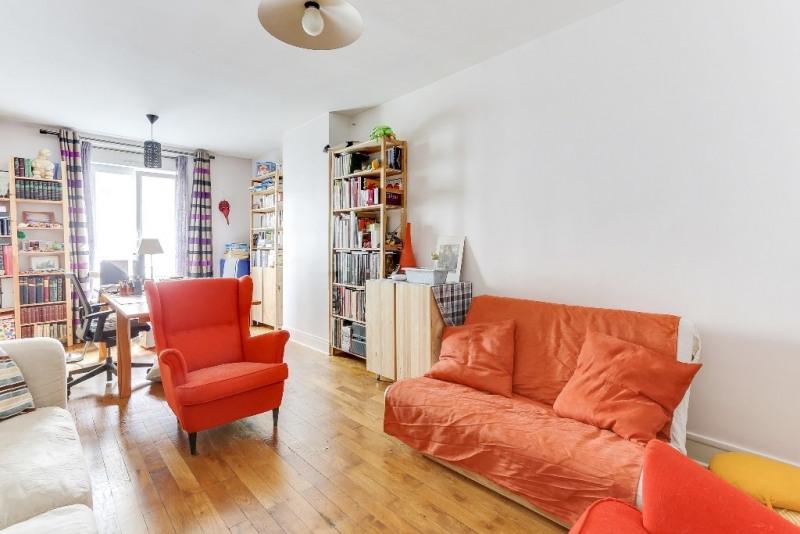 Sale apartment Lyon 6ème 440000€ - Picture 7
