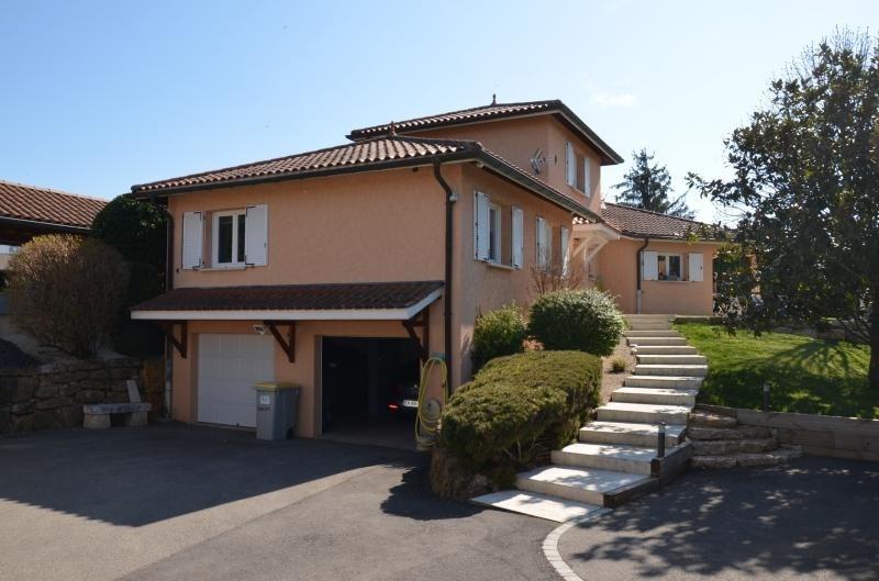Vente de prestige maison / villa Valencin 720000€ - Photo 5