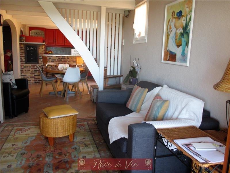 Sale apartment Bormes les mimosas 265000€ - Picture 1