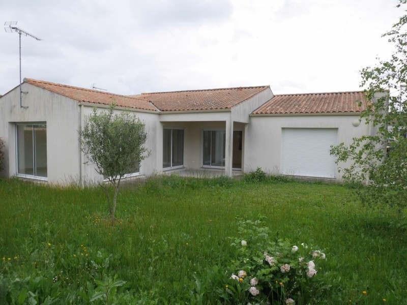Location maison / villa St christophe 885€ CC - Photo 1