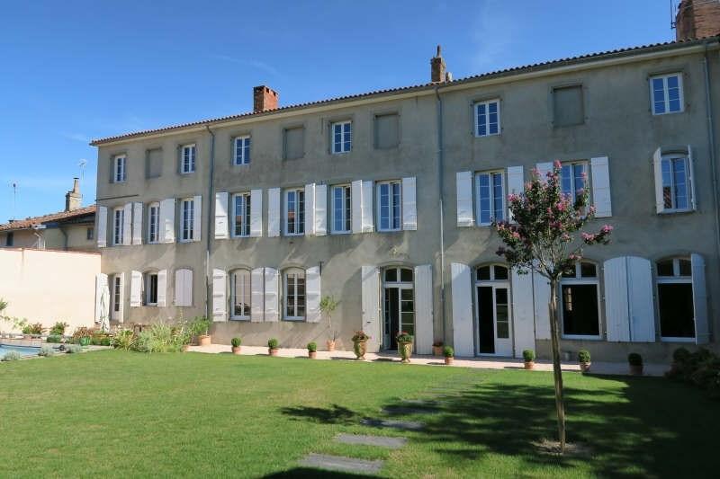Vente de prestige maison / villa Saverdun 850000€ - Photo 1