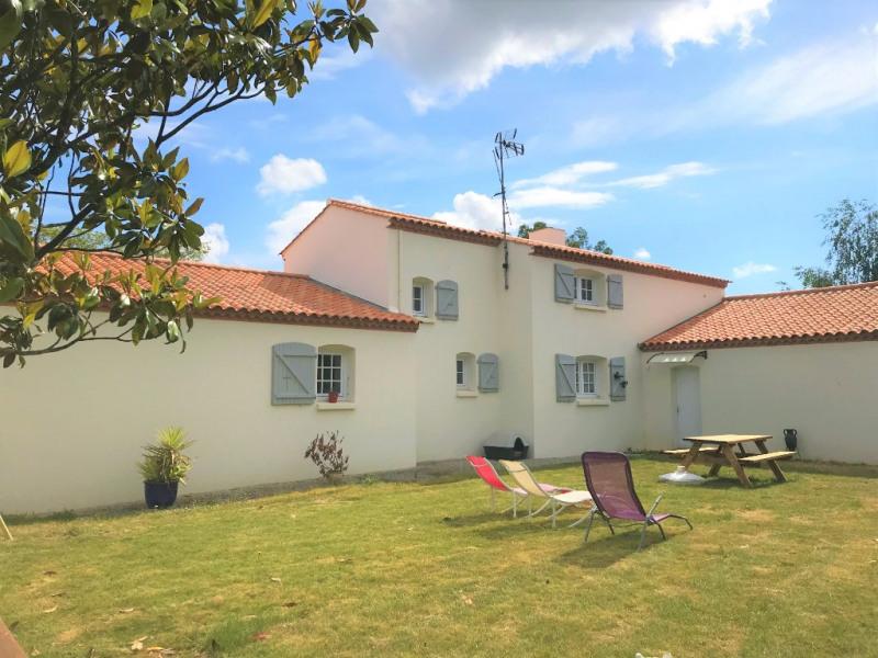 Sale house / villa Saint georges de pointindoux 294500€ - Picture 9