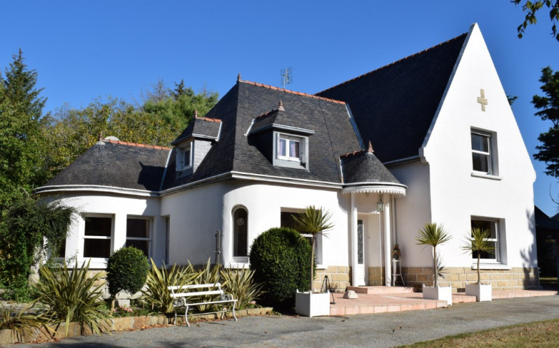 Vente maison / villa Ploneour lanvern 298 700€ - Photo 1