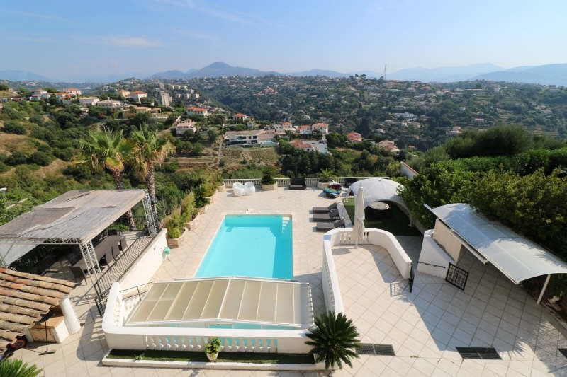 Deluxe sale house / villa Nice 1 260 000€ - Picture 1
