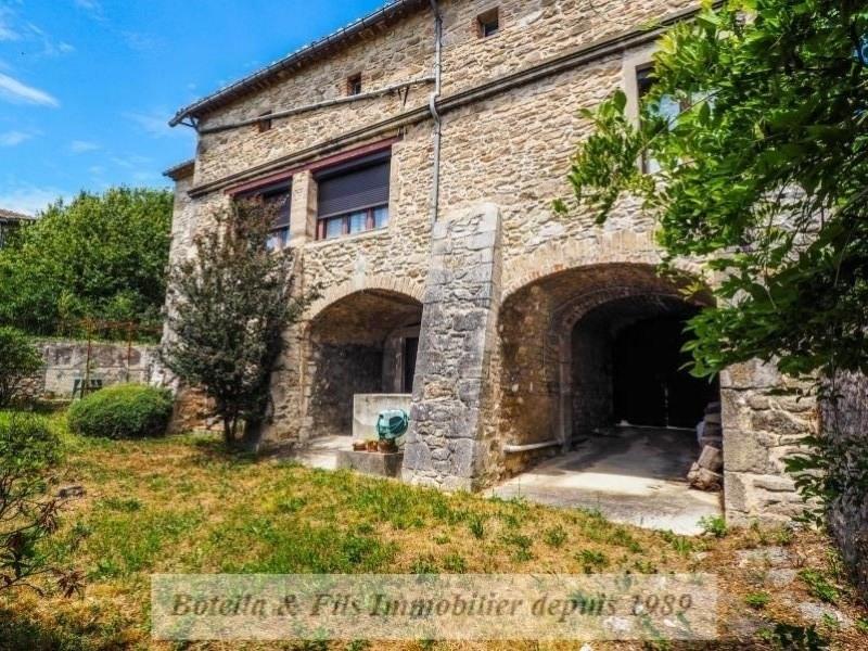 Vente maison / villa Barjac 189900€ - Photo 1