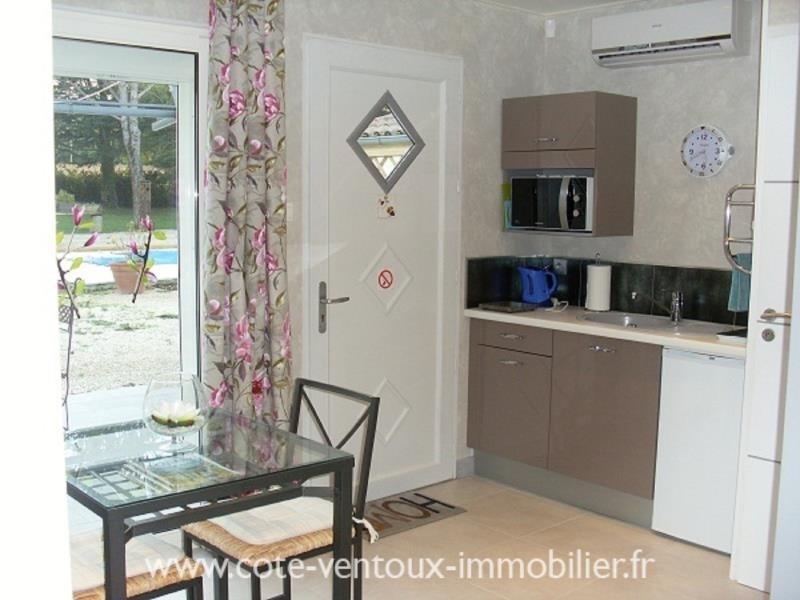 Vente de prestige maison / villa Mazan 560000€ - Photo 11